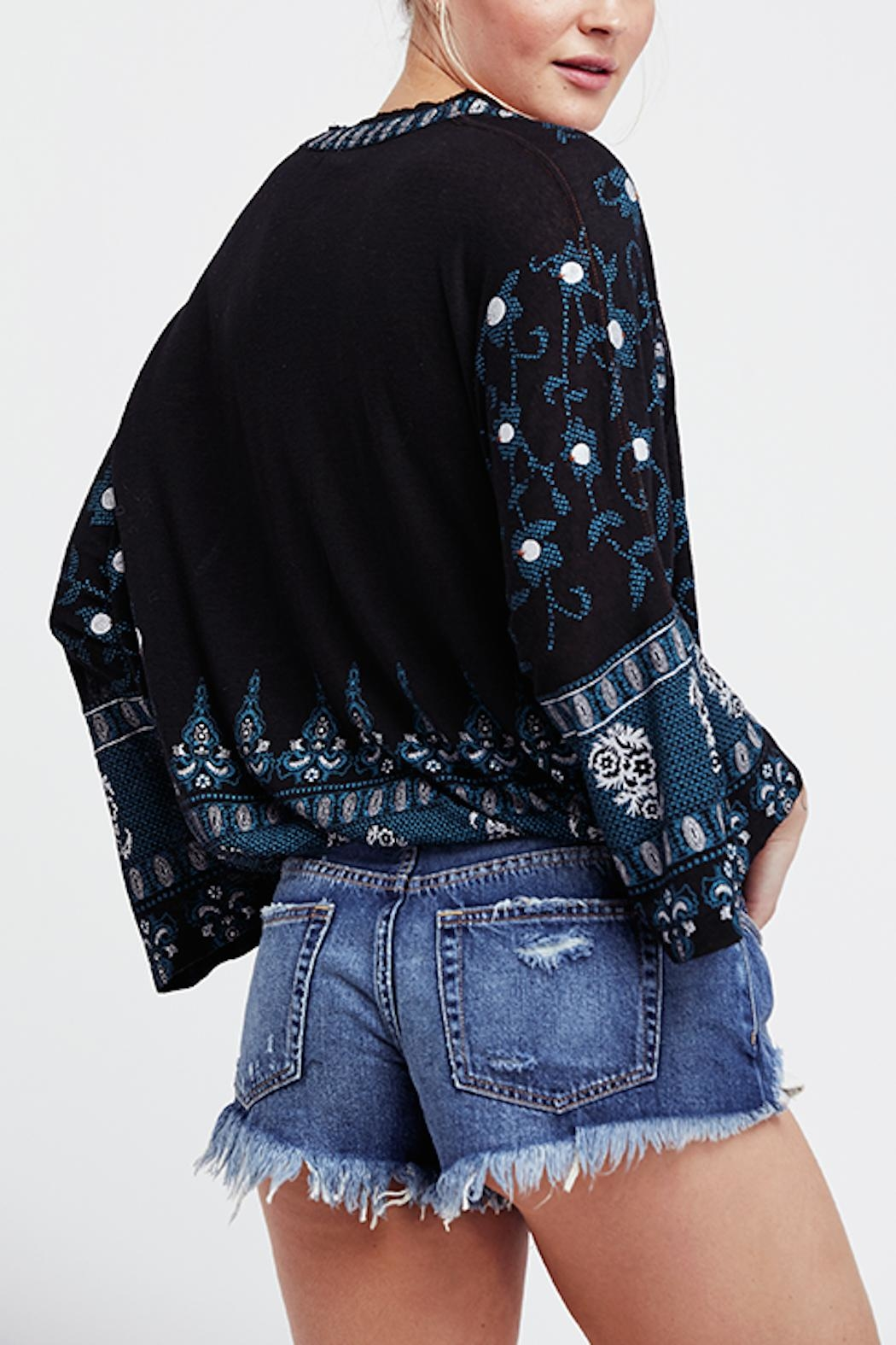 Free People Medallion Top - Front Full Image