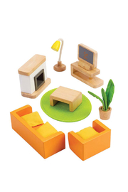 Hape Media Room Furniture - Front cropped