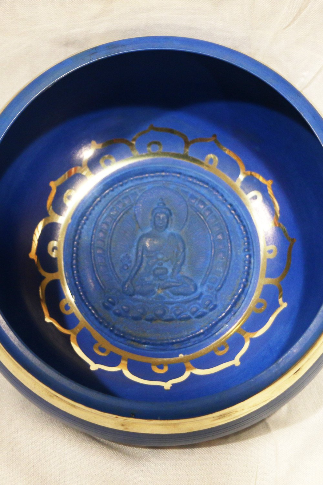 Tibet Arts Health and Healing Bowl - Front Full Image