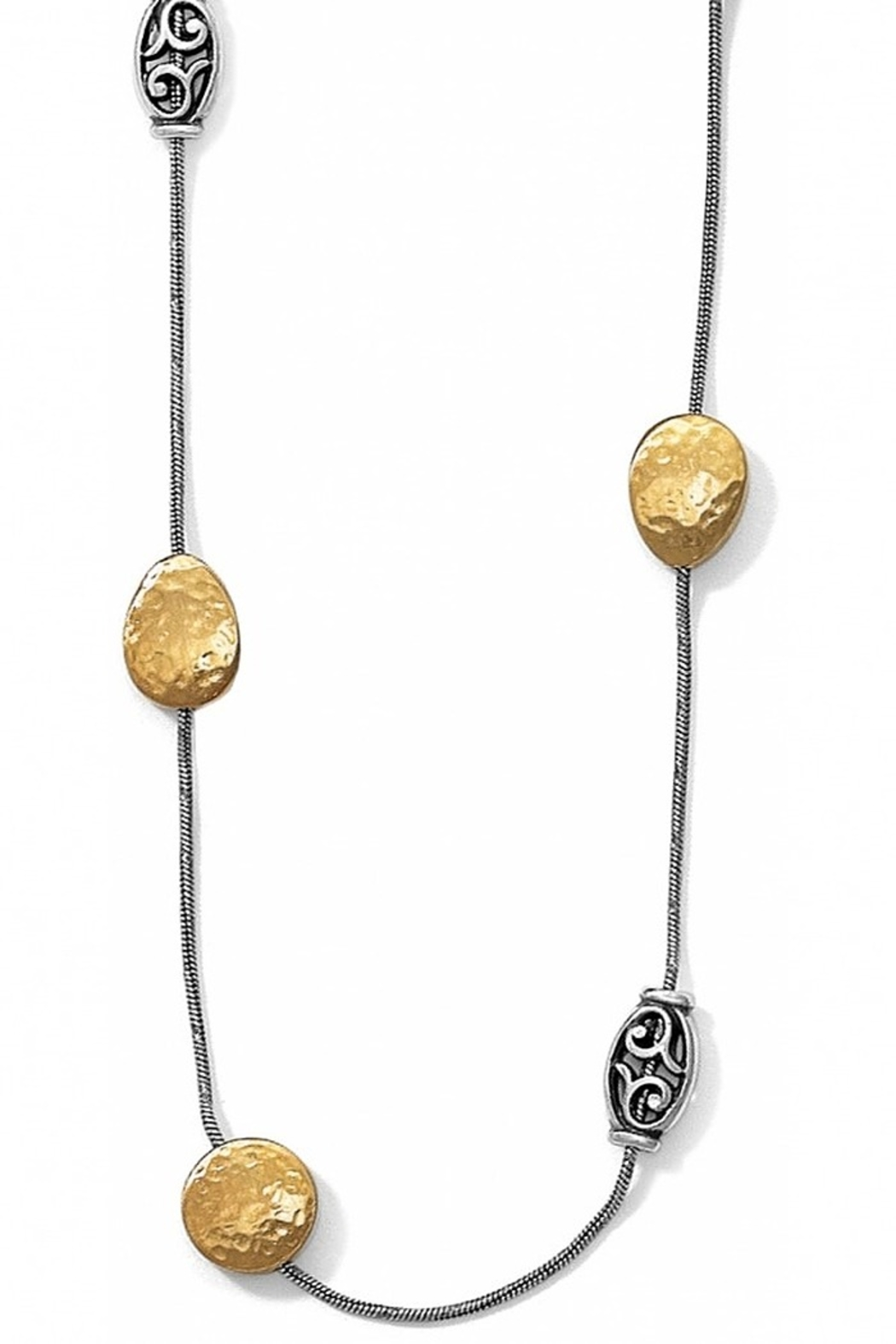 Brighton Mediterranean Long Necklace J446774 - Front Cropped Image
