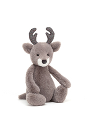 Jellycat Medium Bashful Glitz Reindeer - Product Mini Image