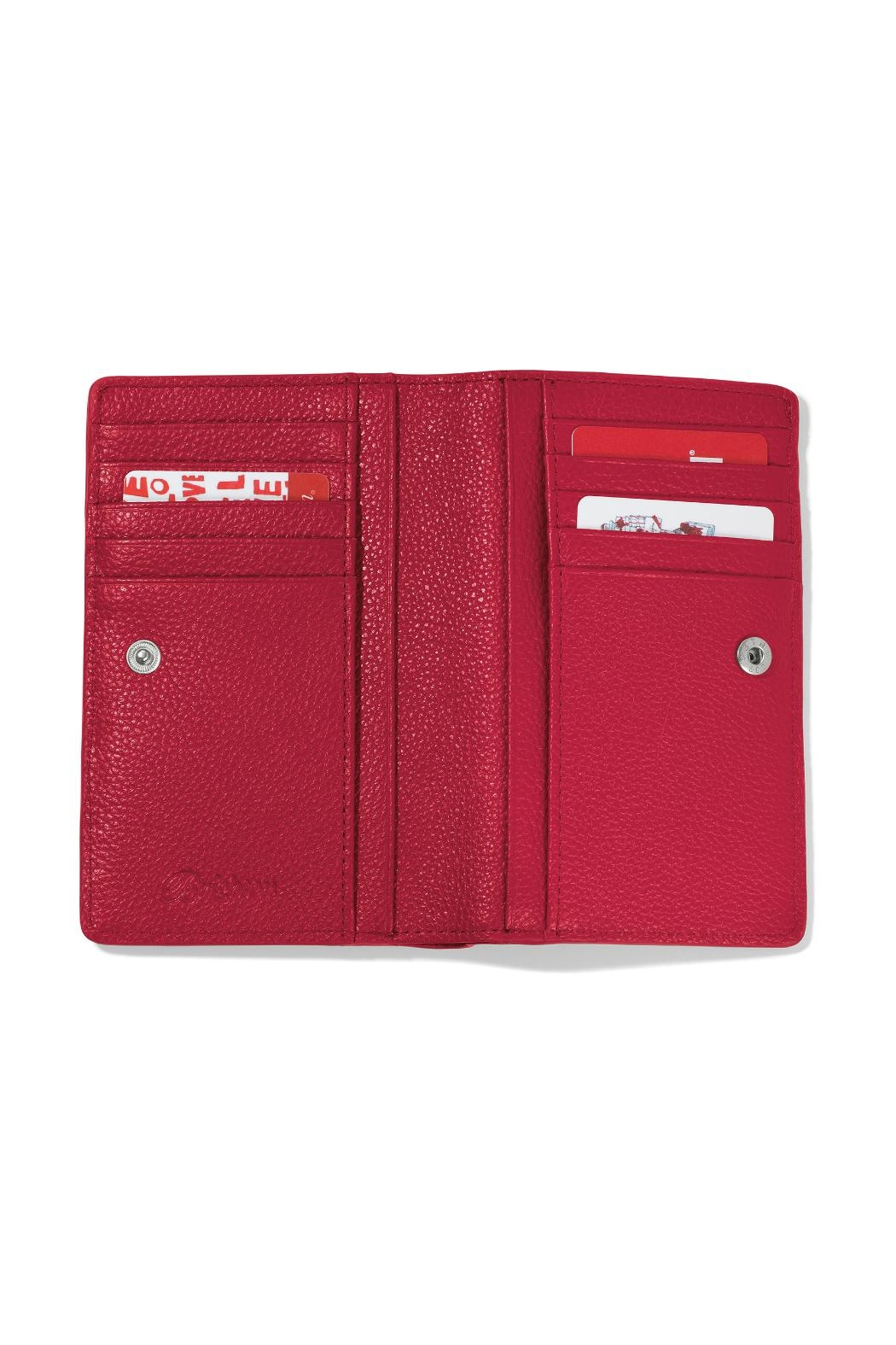 Brighton Medium Folio Wallet - Front Full Image