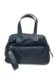 INZI Medium Nylon Satchel - Alternate List Image