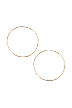 Shoptiques Product: Medium Plain Hoop
