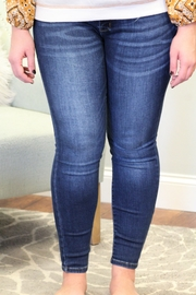 Judy Blue Medium Wash Skinny Jeans - Product Mini Image