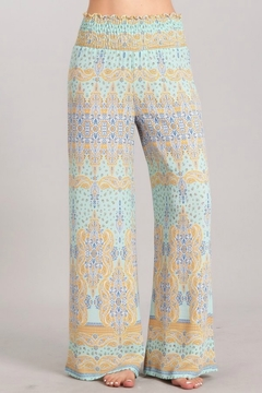 Chatoyant  Meet Me In Bali Pant - Product List Image