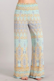 Chatoyant  Meet Me In Bali Pant - Front cropped