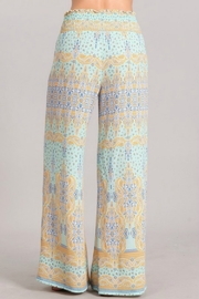 Chatoyant  Meet Me In Bali Pant - Back cropped
