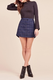 BB Dakota Meet-Me-In-Detention Mini Skirt - Product Mini Image