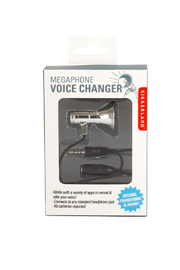 Kikkerland Mega Phone Voice Changer - Product Mini Image