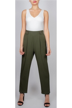 Les Lunes Megan High-Waisted Trouser - Product List Image