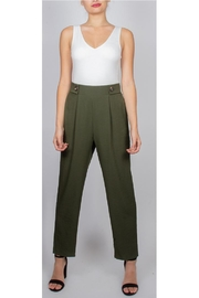 Les Lunes Megan High-Waisted Trouser - Product Mini Image