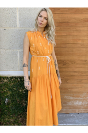 Megan Park  Elvia Midi Dress - Product Mini Image