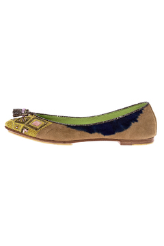 Shoptiques Product: Beaded Point Ballet Flat
