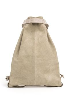 MEIRAV OHAYON Beige Drawstring Backpack - Product List Image