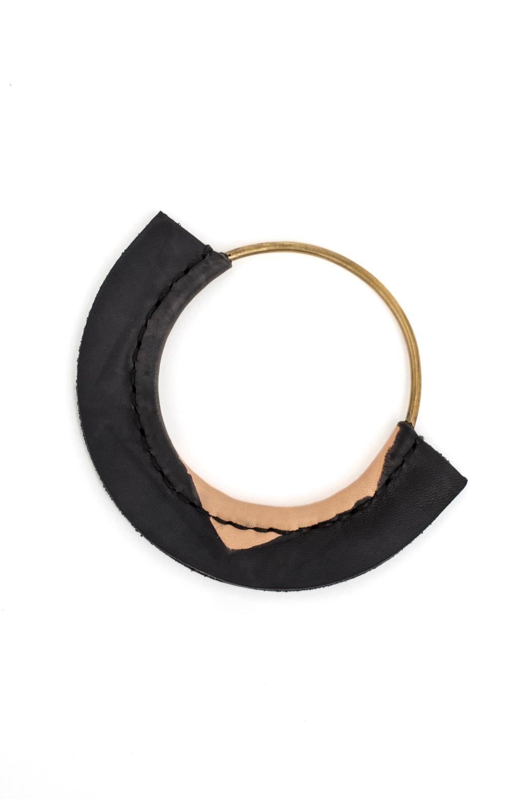 MEIRAV OHAYON Leather Bangle Bracelet - Main Image