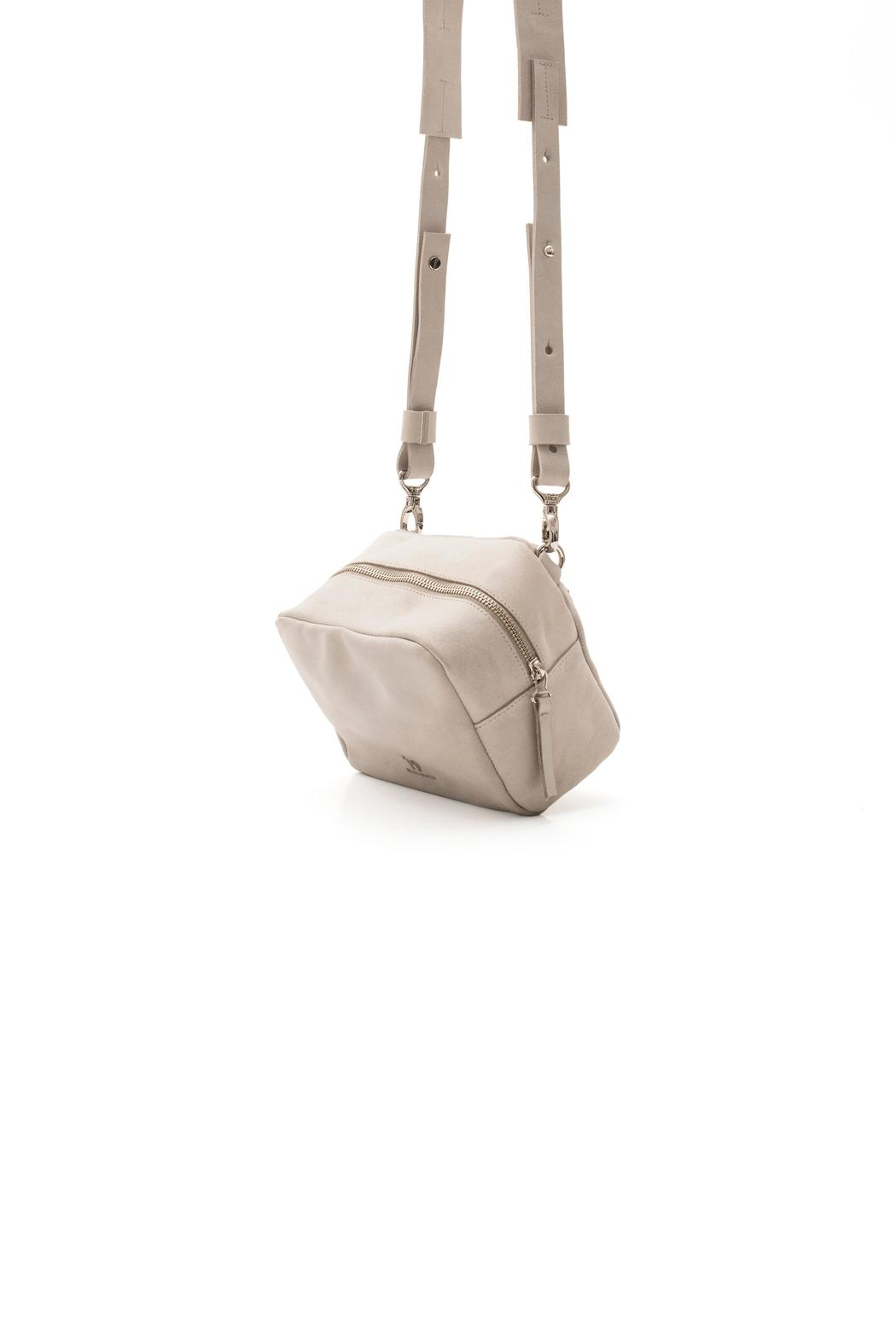 MEIRAV OHAYON Mini Cube Bag - Front Cropped Image
