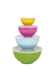 RICE Melamine Bowls 4pack - Product Mini Image