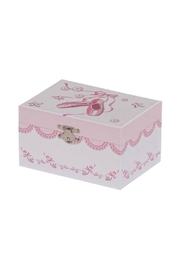 Mele & Co Clarice Jewelry Box - Front full body