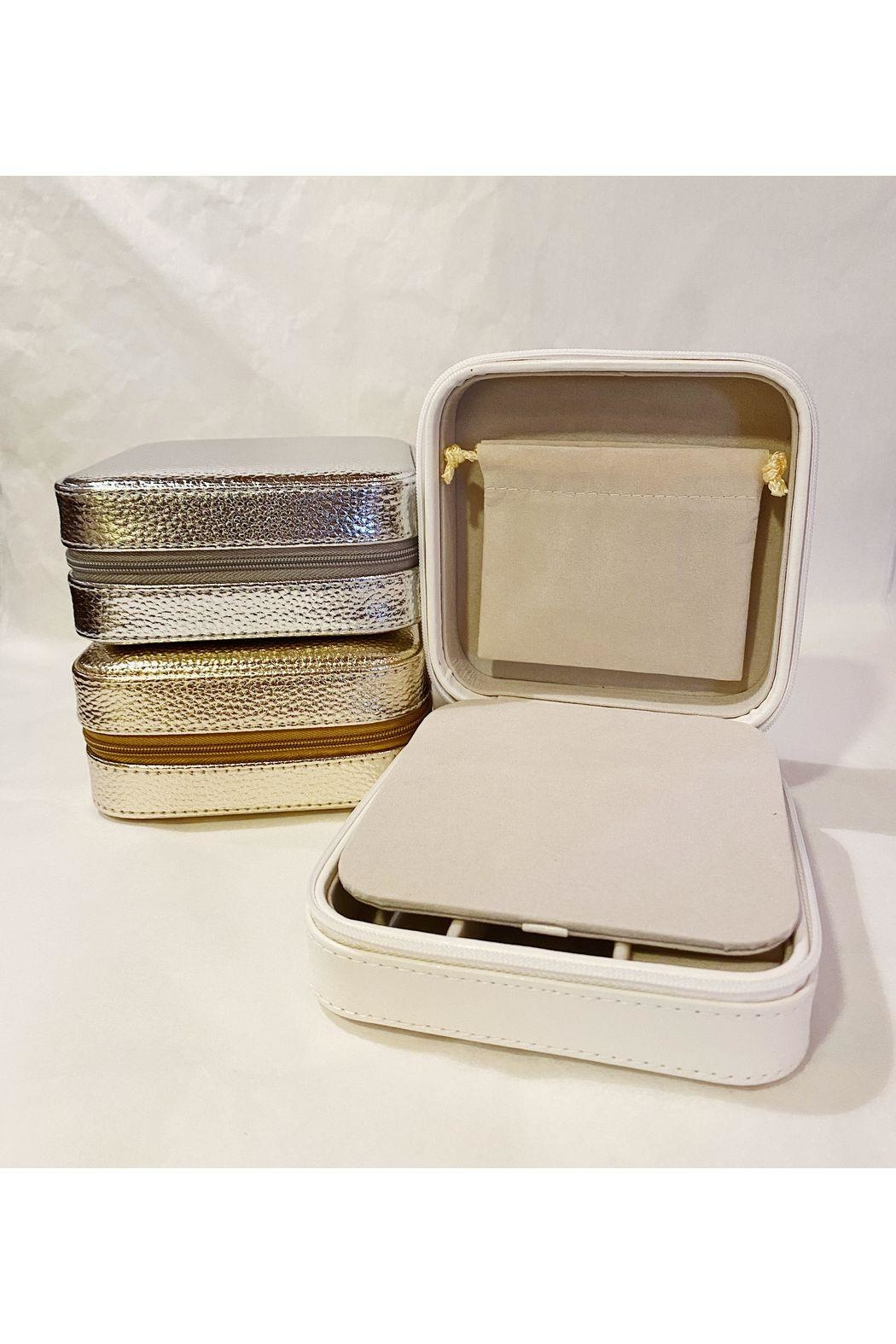 Mele & Co Mini Jewelry Box - Front Cropped Image