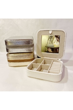 Mele & Co Mini Jewelry Box - Product List Image