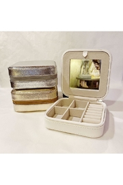 Mele & Co Mini Jewelry Box - Front cropped