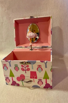 Shoptiques Product: Musical Jewelry Box Large