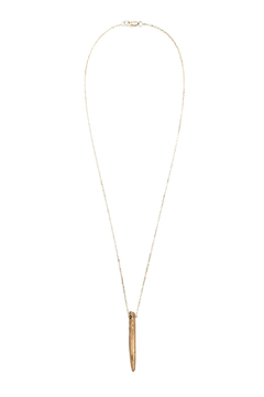 Melene Kent Jewels Bronze Dagger Necklace - Product List Image