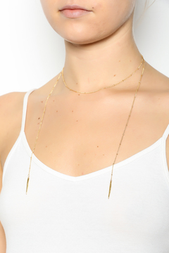 Melene Kent Jewels Erin Lariat Necklace - Alternate List Image