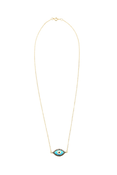 Melene Kent Jewels Evil Eye Necklace - Product List Image