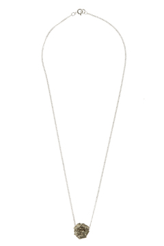 Melene Kent Jewels Pyrite Necklace - Product List Image