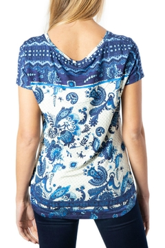 Desigual - Spain Melian T-Shirt - Alternate List Image