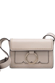 Melie Bianco Cherie Studded Crossbody - Front full body