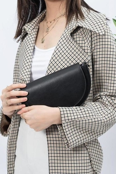 Melie Bianco Shelby Black Crossbody - Product List Image