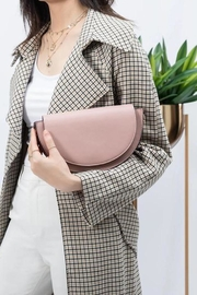 Melie Bianco Shelby Croosbody Bag - Front full body