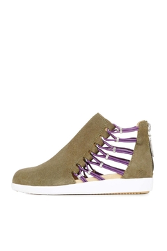Shoptiques Product: Melina Suede Sneaker