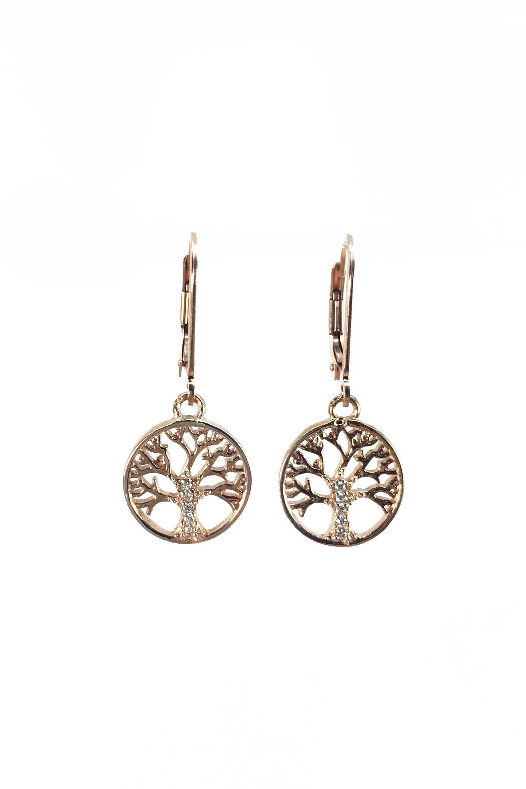 Melinda Lawton Jewelry Tree Of Life Earrings - Main Image