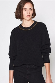 Joie Meliso Chain Sweater - Product Mini Image