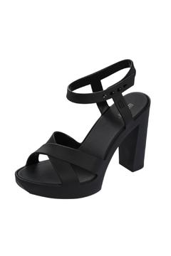 Melissa Black Plastic Heel - Alternate List Image