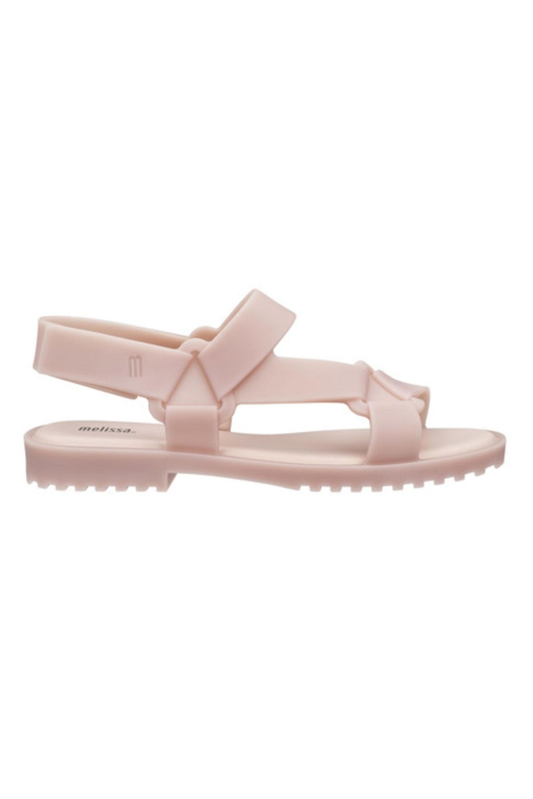 Melissa Connected Sandal Pink - Side Cropped Image