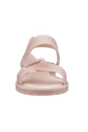 Melissa Connected Sandal Pink - Front full body