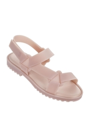 Melissa Connected Sandal Pink - Front cropped