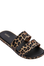 Melissa Double Strap Slides - Color Pop - Product Mini Image