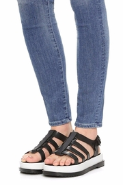 Melissa Black Casual Sandals - Product Mini Image