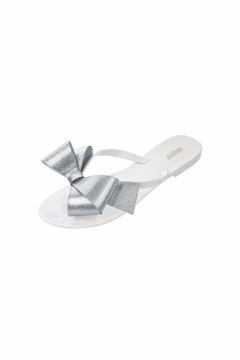 Melissa Jelly Bow Flip Flop - Product List Image
