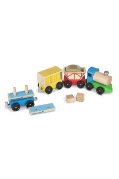 Melissa & Doug Cargo Train - Product List Image