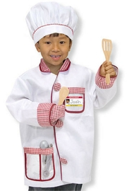 Melissa & Doug Chef Costume - Front cropped