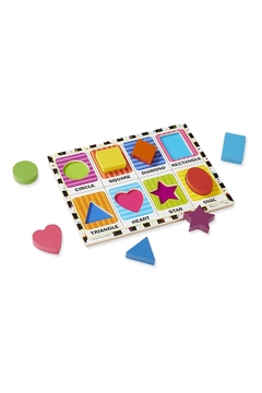 Melissa & Doug Chunky Puzzle - Alternate List Image