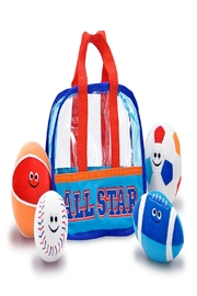Melissa & Doug First Play Sports Bag - Product Mini Image