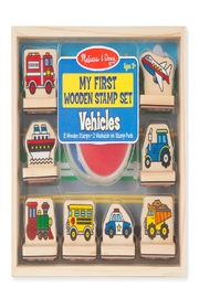Melissa & Doug First Stamp Set - Product Mini Image